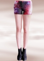 Night Nebula Galaxy Short