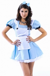 Alice Wonderland Flirt Light Costume