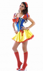 Enchanting Snow White Costume