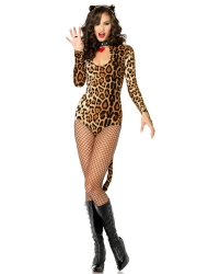 Leg Avenue Wicked Wildcat Womens Costume