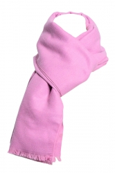 Womens Plain Wool Shawl Scarf Deep Pink