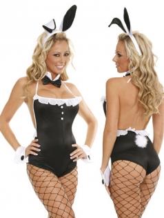 Sexy Rabbit Womens Gorgeous Bunny Halloween Costume