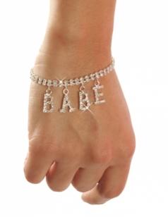 Babe Bracelet Rhinestone