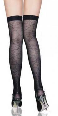 Spider Web Panty Hose Stockings