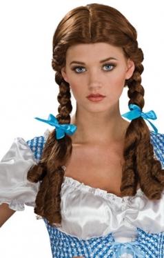 Long Brown Braid Wig