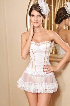 Chain Redial Corset