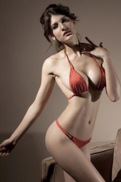 Fling Thong Bikini Bra Bikini sets