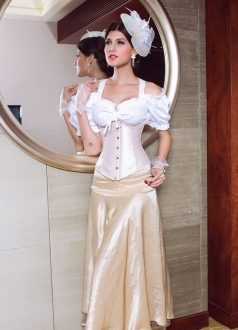 Lilly Underbust Corset Costume