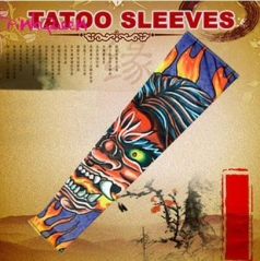 Fire Devil Tattoo Sleeves