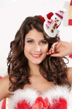 Snowman Doll Mini Top Hat