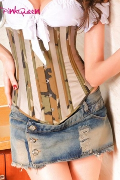 Low Waist Hot Pants Skirt Basic Jean