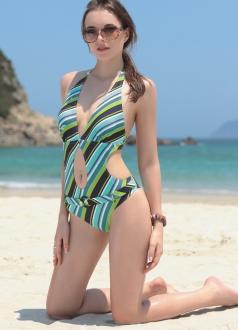 Low-cut Sexy Monokini