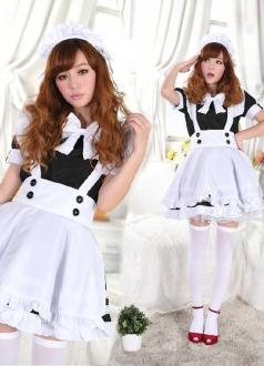 Lolita Classic Maid Costume