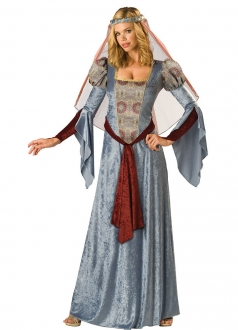 Maid Marian Womens Adult Robin Hood Halloween Costumes