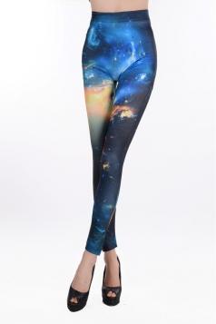 Galaxy Collision Leggings