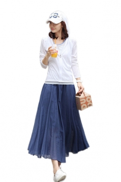 Womens Bohemia Simply Maxi Skirt