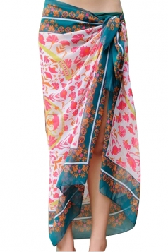 Cover Up Womens Sexy Beach Sarong