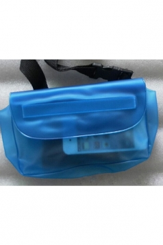 Trendy Ladies Plastic Waterproof Waist Bag
