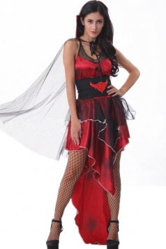 Sexy Womens Halloween Vampire Costume