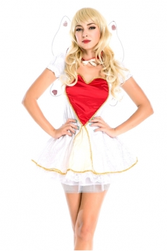 Sexy Womens Adult Halloween Angel Costume
