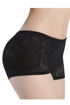Black Low Waist Lace Sexy Chic Womens Panty