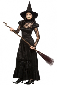 Darling Spellcaster Witch Costume Black