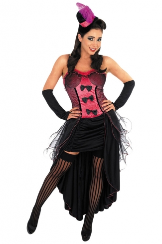 Pink Sexy Adult Alice In Wonderland Fairytale Costume