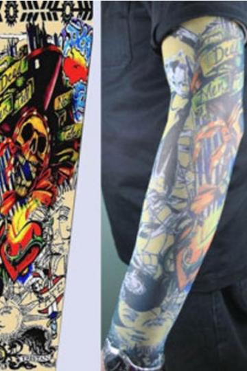Graffiti tattoo sleeves tattoo sleeves for Graffiti tattoos sleeves
