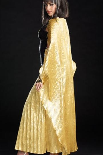 sexy sequin cleopatra halloween costume