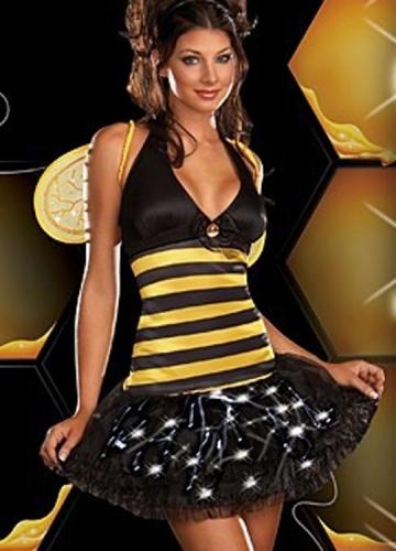 charming light up halloween bee costume - Bee Halloween