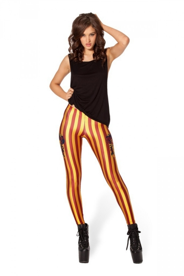 Jacinth Harry Potter Striped Leggings