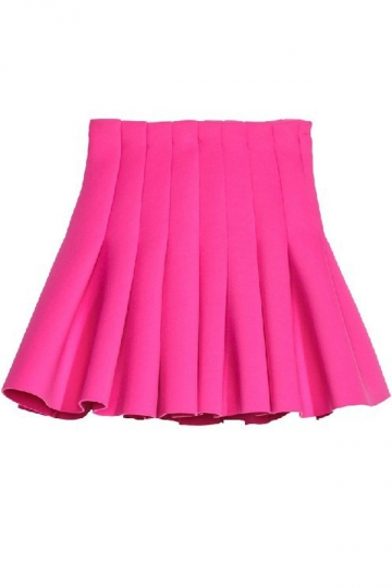 Ladies Cute Pleated Skirt