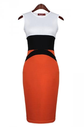 Elegant Womens Sexy Slim Evening Dress