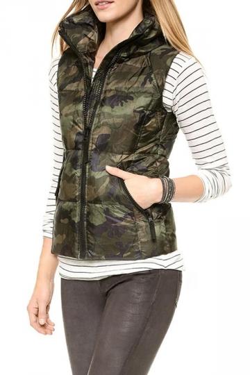 Camouflage Shirts Womens