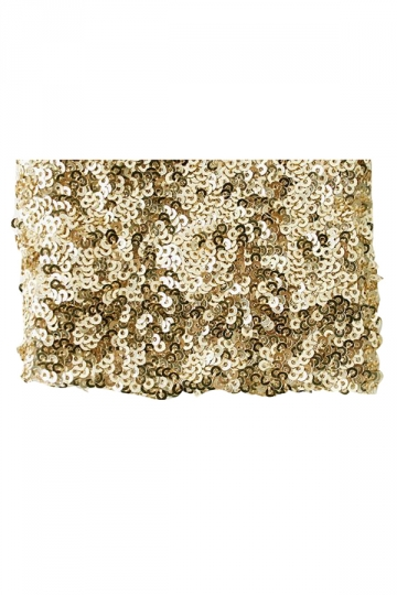 Leggings Sequined Fashion Womens Gold