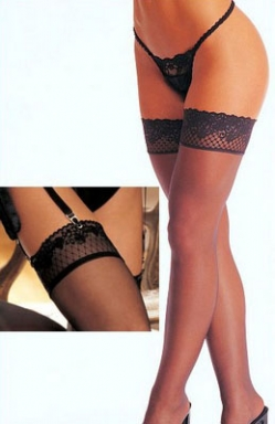 Lace Leg Wear Stockings
