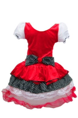 Red Sexy Ladies Halloween Little Red Riding Hood Fairytale Costume
