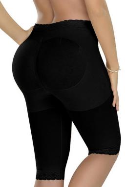 Womens Slimming Steel Bones Waist Training Corset Black