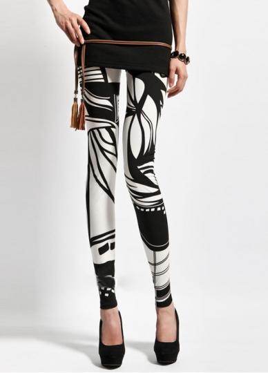 sexy black leggings pussy