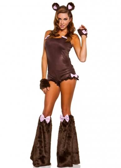 Bear Costumes for Adults & Kids -