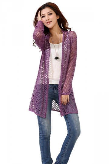 See Through Dream Cardigan Sweater