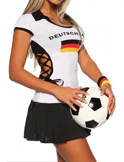 photo of girls футбол № 29444