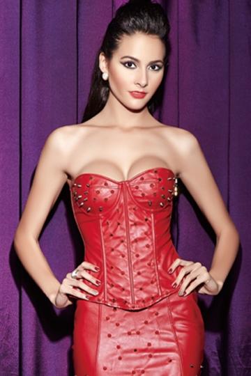 corset pretty leather ladies