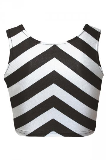 White Skirt Strip 68