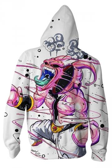 Kid buu hoodie