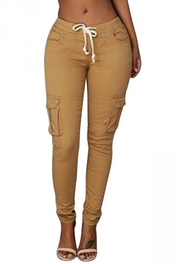 Innovative Womens Cargo Pants With Pockets - Pant Olo